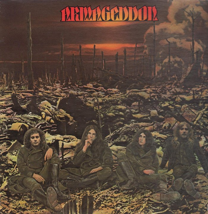 Forgotten Rock Bands of the 70s: Armageddon