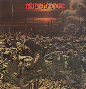 Forgotten Rock Bands of the 70s: Armageddon – Piece of Mind